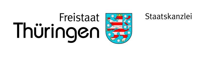 Logo Staatskanzlei Thue