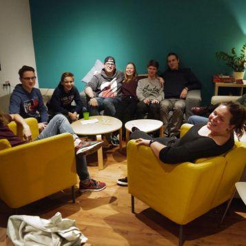 Ein Freitagnachmittag in Belzig im Dezember 2017: Dass sich in diesen Räumen mal der Dönerspieß drehte, würde niemand mehr vermuten.
